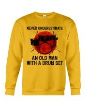 Drummer Crewneck Sweatshirt front