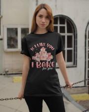 Baker Life Classic T-Shirt apparel-classic-tshirt-lifestyle-19