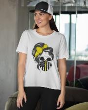 Dispatcher Ladies T-Shirt apparel-ladies-t-shirt-lifestyle-front-07