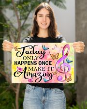 Make It Amazing 17x11 Poster poster-landscape-17x11-lifestyle-19