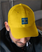 Michigan football Embroidered Hat garment-embroidery-hat-lifestyle-02