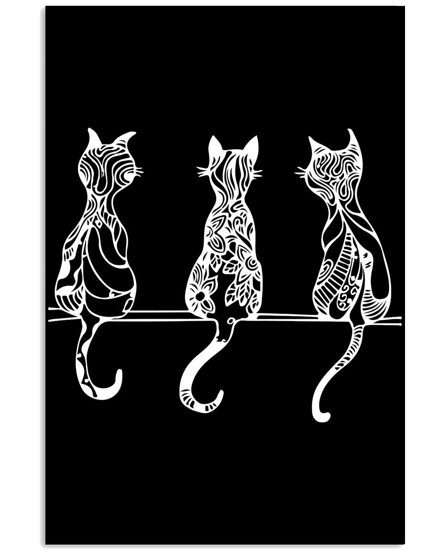 Me love cats 16x24 Poster