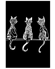 Me love cats 16x24 Poster front