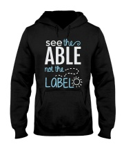 Sea The Able Hooded Sweatshirt thumbnail