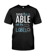 Sea The Able Classic T-Shirt thumbnail