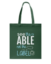 Sea The Able Tote Bag thumbnail
