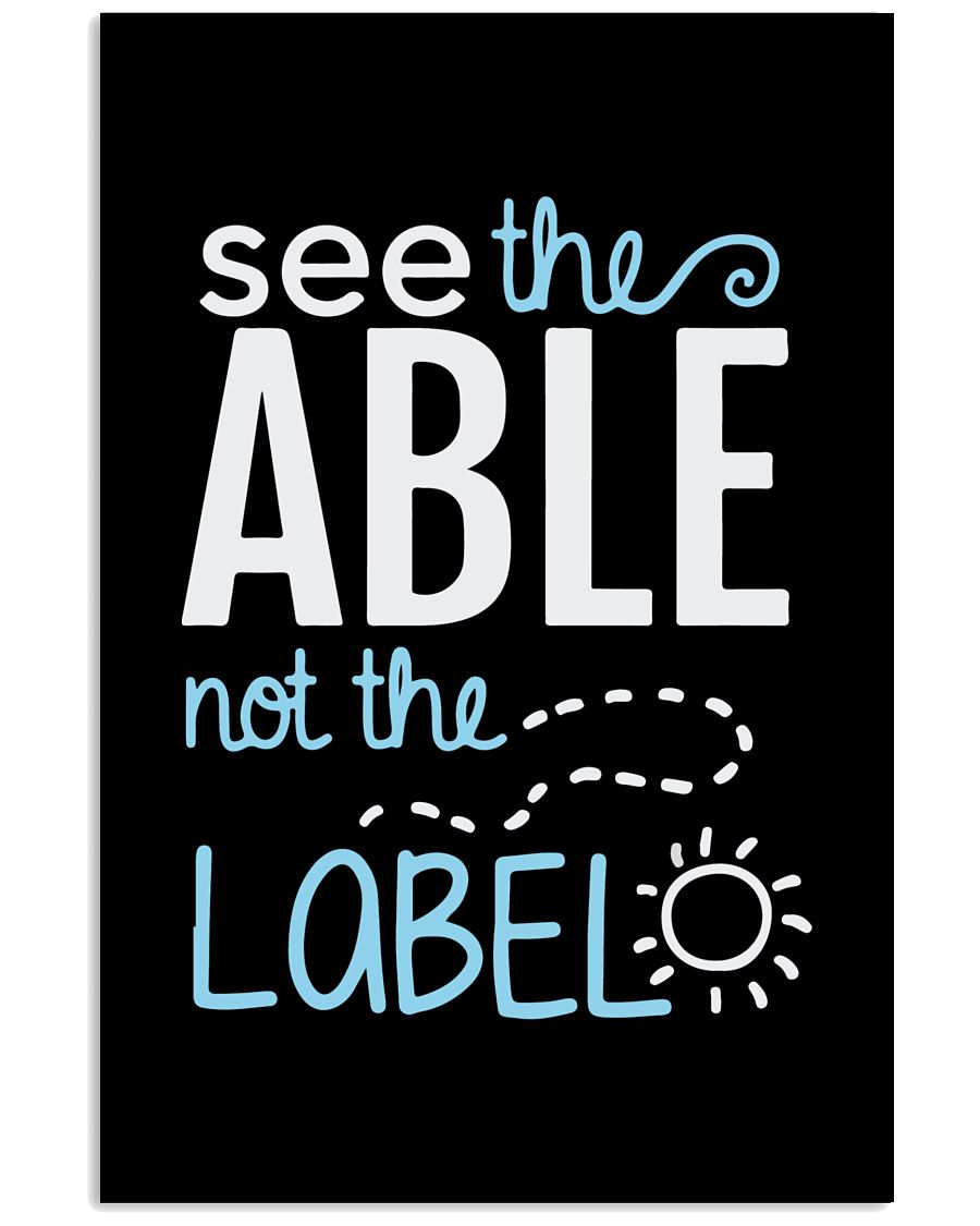 Sea The Able 24x36 Poster