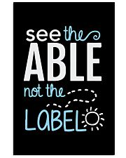 Sea The Able 24x36 Poster front