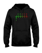 1 N 2 3 4 5 6 Hooded Sweatshirt front
