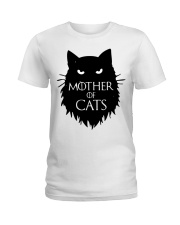 Game of Cat Ladies T-Shirt front
