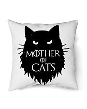 """Game of Cat Indoor Pillow - 16"""" x 16"""" thumbnail"""