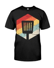 Retro Vintage Grilling Gift - Cooking Barb Premium Fit Mens Tee thumbnail