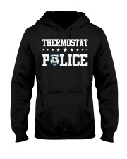 Thermostat Police T-Shirt Fathers day Gif Hooded Sweatshirt tile