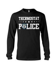 Thermostat Police T-Shirt Fathers day Gif Long Sleeve Tee tile