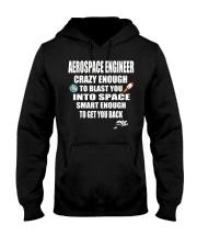 Aerospace Engineer Rocket Science T Shirt Gi Hooded Sweatshirt thumbnail
