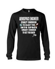 Aerospace Engineer Rocket Science T Shirt Gi Long Sleeve Tee thumbnail