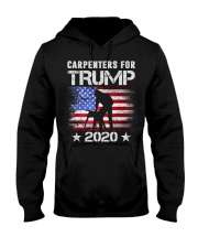 Carpenters for Trump 2020 Tshirt Carpenters l Hooded Sweatshirt thumbnail