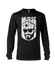 Mens Murse Funny Beard Male Nurse T-Shirt n Long Sleeve Tee thumbnail