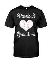 Womens Baseball Grand Classic T-Shirt front