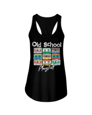 Cassette Tape Music 80s Old School P Ladies Flowy Tank thumbnail