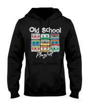 Cassette Tape Music 80s Old School P Hooded Sweatshirt thumbnail