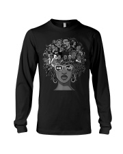 I Love My Roots Back Powerful History Month P Long Sleeve Tee thumbnail