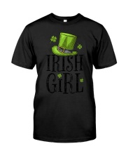 Irish Girl T shirt St Patricks Day Irish W Premium Fit Mens Tee thumbnail