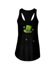 Irish Girl T shirt St Patricks Day Irish W Ladies Flowy Tank thumbnail