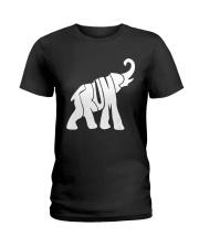 Trump Elephant President Donald Trump T Shirt Ladies T-Shirt thumbnail