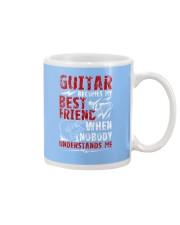 Guitar Become My Best Friend Mug front