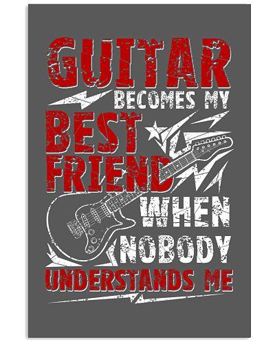 Guitar Become My Best Friend