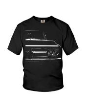 gmc gmc truck 1972 Youth T-Shirt thumbnail