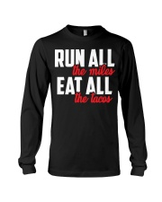 run all eat all Long Sleeve Tee thumbnail