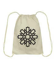 Marrakech Touch Drawstring Bag front