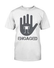 Stop I am Engaged Classic T-Shirt thumbnail