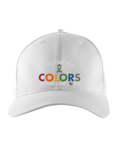 Autism I See Your Color That Why I Love You Autism