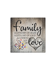 Autism Family Birthday Mother Day Gift 2020 Square Magnet thumbnail