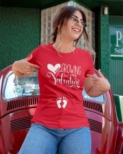 Growing My Valentine Mom Ladies T-Shirt apparel-ladies-t-shirt-lifestyle-01
