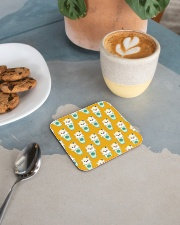 Coffee Fabric Cloth Face Mask 2020 Square Coaster aos-homeandliving-coasters-square-lifestyle-02