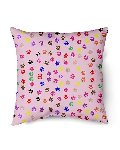 Dog Paw Fabric Cloth Face Mask - Pillow 2020
