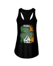 IRISH LOYALTY STRENGTH FAITH Ladies Flowy Tank thumbnail