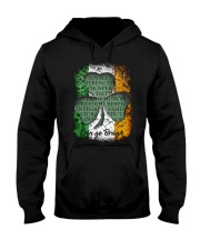 IRISH LOYALTY STRENGTH FAITH Hooded Sweatshirt thumbnail