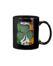 IRISH LOYALTY STRENGTH FAITH Mug thumbnail