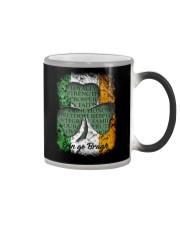 IRISH LOYALTY STRENGTH FAITH Color Changing Mug thumbnail