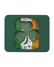 IRISH LOYALTY STRENGTH FAITH Mousepad thumbnail