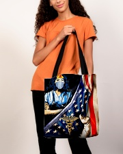 Nurse usa flag 2020 All-over Tote aos-all-over-tote-lifestyle-front-06
