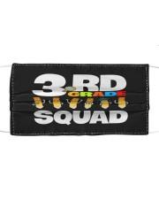 3rd Grade Squad school Cloth face mask thumbnail
