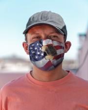 pug puppy usa flag fm Cloth face mask aos-face-mask-lifestyle-06