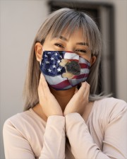 pug puppy usa flag fm Cloth face mask aos-face-mask-lifestyle-17