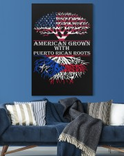 American with Puerto rican roots 20x30 Gallery Wrapped Canvas Prints aos-canvas-pgw-20x30-lifestyle-front-06